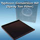 Convert O2 to Typhoon Extractor Kit