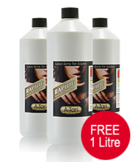 Spray Tan Machine A-Tan 3 for 2 Rapide, Offer - spray tanning equipment | SprayTanSupermarket